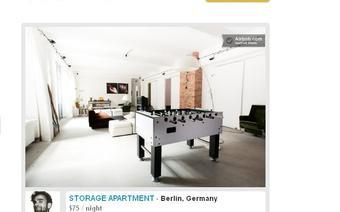 Mieszkanie do wynajęcia na Airbnb.com