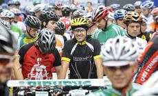 Wielki Finał tegorocznego rowerowania odbył się w Kwidzynie