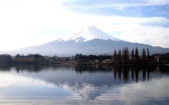 Góra Fuji - symbol Japonii