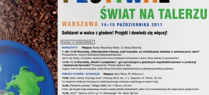 Festiwal Świat na Talerzu