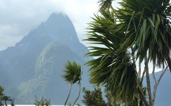 Wyspa Południowa to miejsce dla miłośników gór. Alpy Południowe przecinają cała wyspę wzdłuż