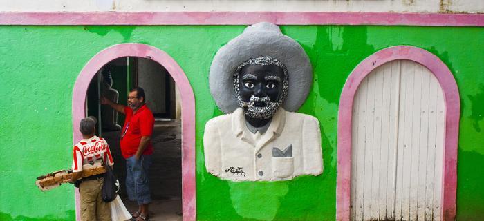 I Miejsce: Olinda w Brazylii