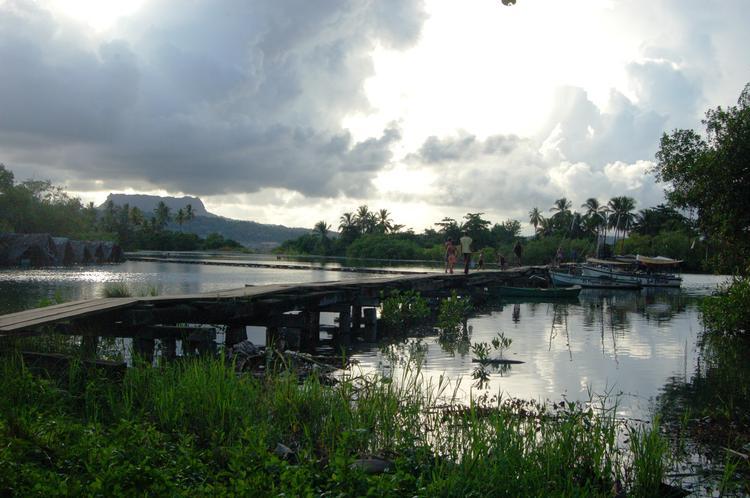 El Yunque to góra w kształcie kowadła.