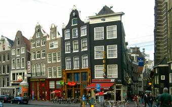 Z najlepszych coffee shopów słynie oczywiście Amsterdam