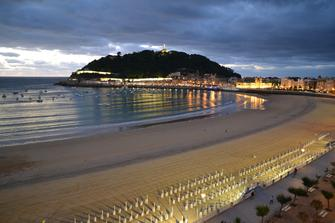Hiszpania: Hotel Niza