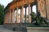 Madryt: Park Retiro
