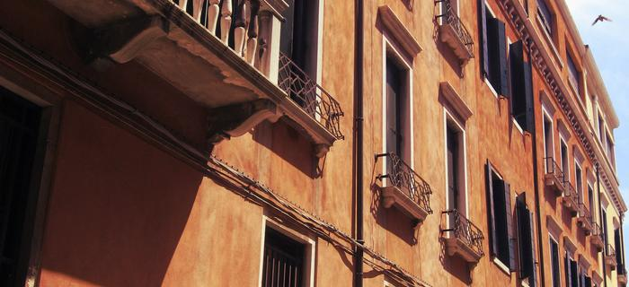 Mały hotel we Włoszech
