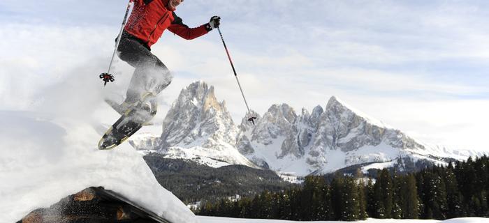 Zimowe szaleństwo w Alpe di Siusi
