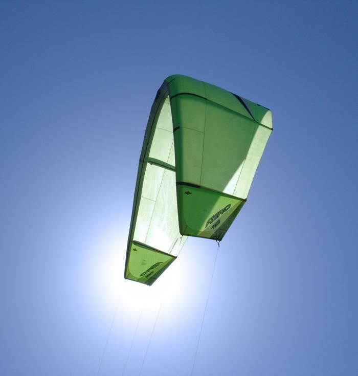 Żagiel do kitesurfingu
