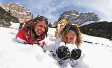 Góry zimą mogą dostarczy równei dużo pozytywnych wrażeń co latem