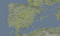 Puste niebo nad Portugalią. Do końca dnia odwołano loty międzynarodowe i krajowe