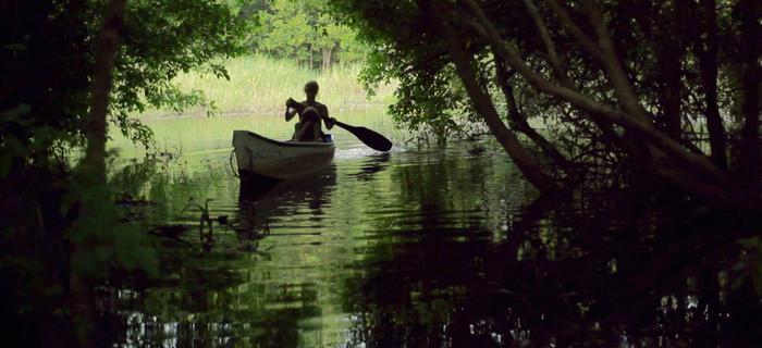 Kadr z filmy Mangrove wyświetlanego podczas festiwalu