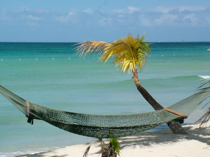 Plaża na Jamajce