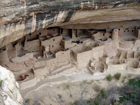 Mesa Verde, czyli w indiańskich domach na skalnych półkach