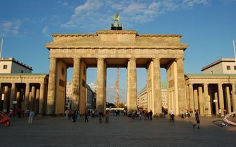 Brama Brandemburska - jedna z ikon miasta