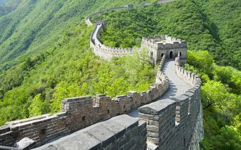 Chiny. Wielki Mur
