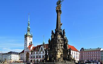 Czechy. Starówka w Ołomuńcu