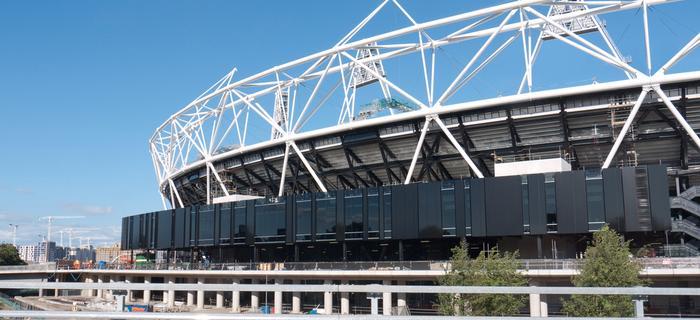 Stadion olimpijski w Londynie
