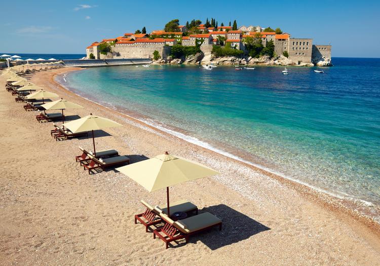 Dawne miasteczko rybackie zamieniło się w jeden z najdroższych hoteli w Europie, umiłowany przez gwiazdy i gwiazdeczki