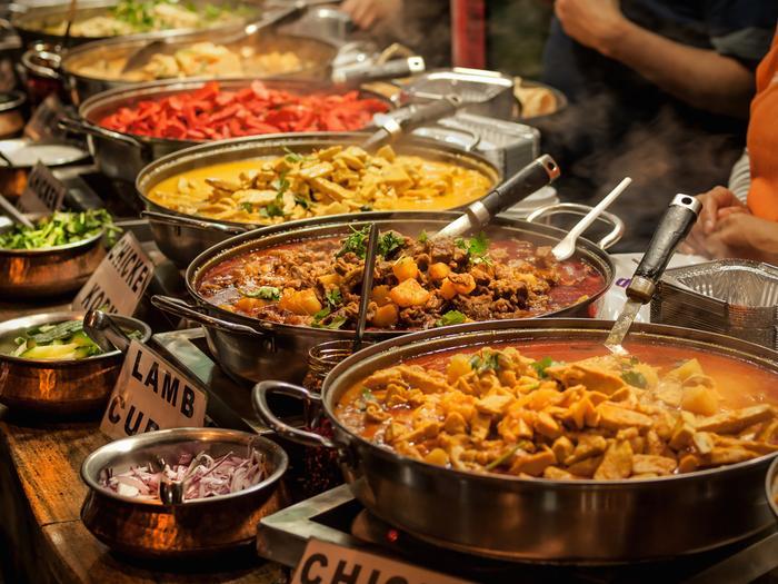 Jedzenie uliczne