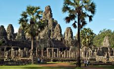 Świątynię Angkor Wat budowało 50 tysięcy robotników przez 37 lat