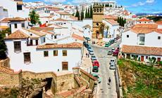 Andaluzja słynie z tzw. pueblos blancos – białych miasteczek
