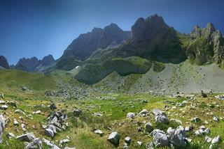 Góry Przeklęte, góry wspaniałe