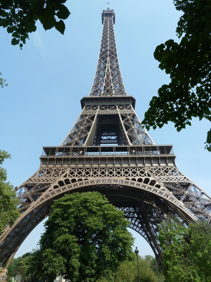 Francja, Wieża Eiffla