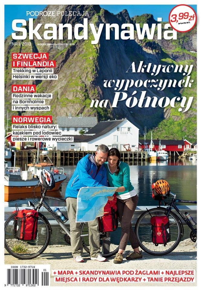 Podróże polecają: Skandynawia - wydanie specjalne od jutra w Empikach!