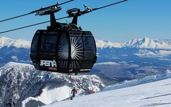 Nowy wyciąg narciarski w Jasnej