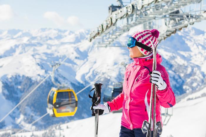 Narty Austria: Tyrol