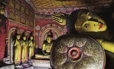 Świątynia nr 2 – najbardziej efektowna w Dambulli