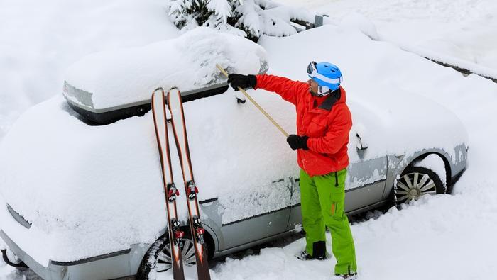 Pakowanie nart