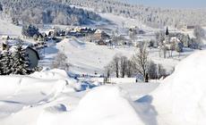 Ferie zimowe: Zieleniec narty