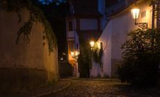 Praga atrakcje - Nowy Świat