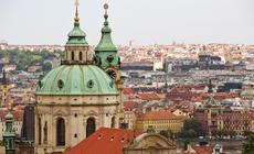 Praga atrakcje - Kościół św. Mikołaja