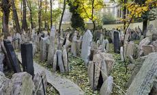 Praga atrakcje - Cmentarz Żydowski