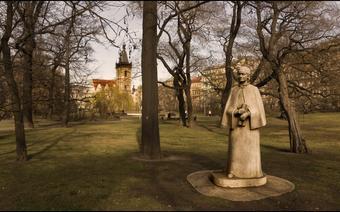Praga atrakcje - Plac Karola