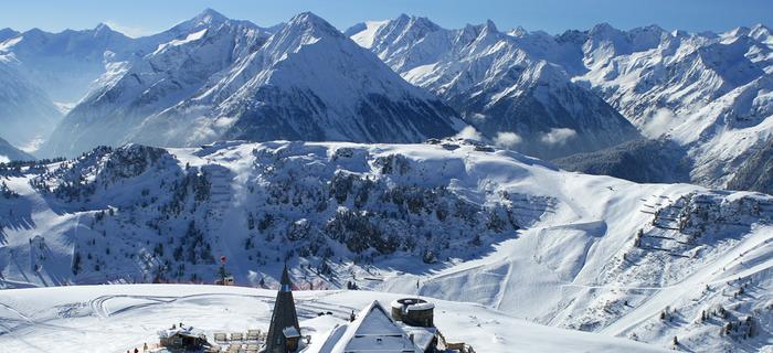 Narty Austria: Zillertal Arena