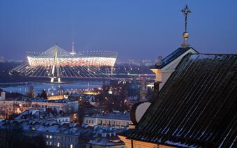 Atrakcje w Warszawie