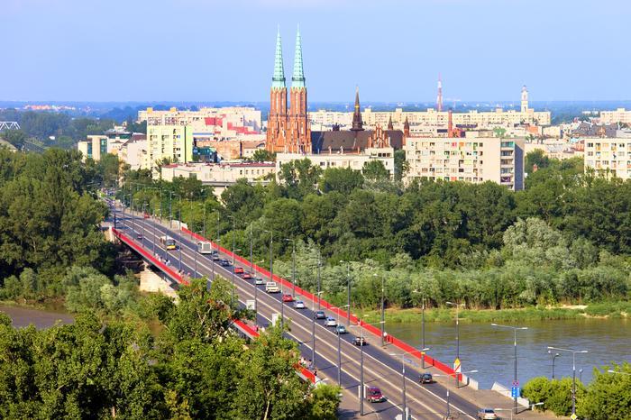 Miasta w Polsce: Warszawa