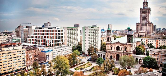 Plac Grzybowski, Warszawa