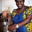 Nigeryjska restauracja La Mama