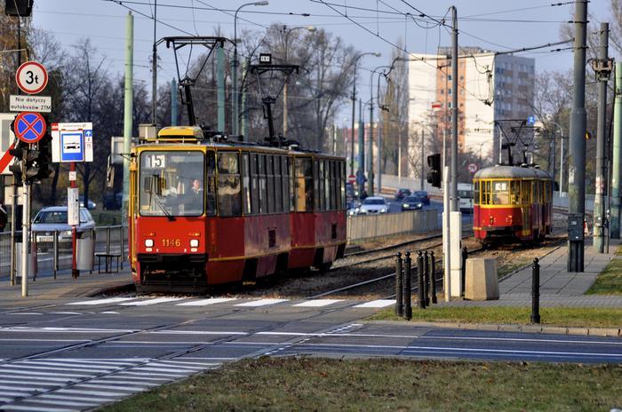 Jak dojechać Warszawa - tramwaj w Warszawie