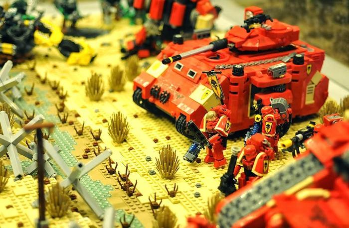 Ciekawe miejsca w Polsce: Wrocław, wystawa klocków LEGO