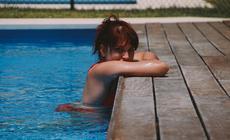 Odpoczynek w basenie