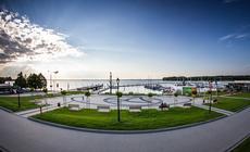 Ciekawe miejsca w Polsce: Marina w Kamieniu Pomorskim