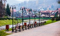 Ciekawe miejsca w Polsce: Szczawnica