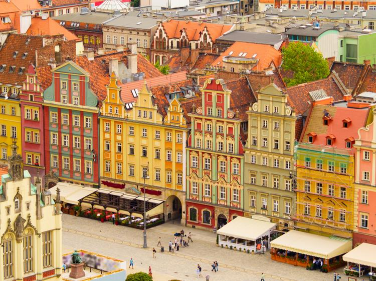 Ciekawe miejsca w Polsce – TOP 20 największych atrakcji