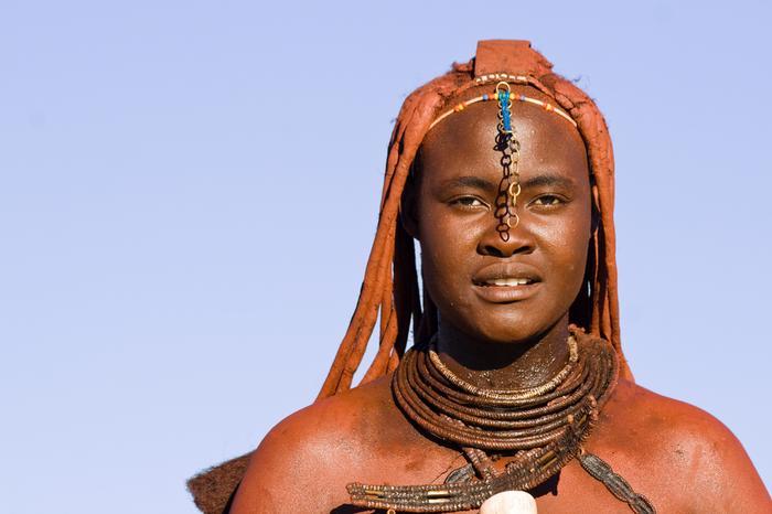 Namibia, Himba